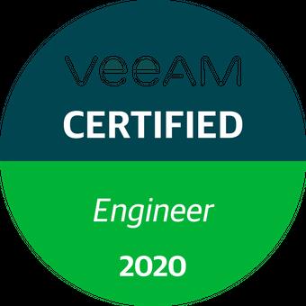 Veeam Certified Engineer (VMCE)