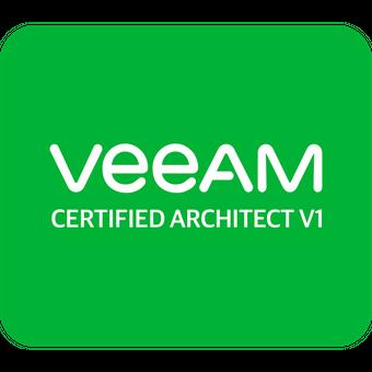 Veeam Certified Architect (VMCA)